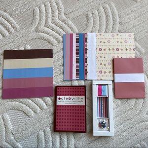 NoteWorthy Card-Making Kit 💌